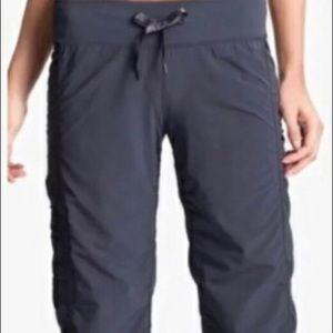 Zella elastic drawstring zip pocket pants